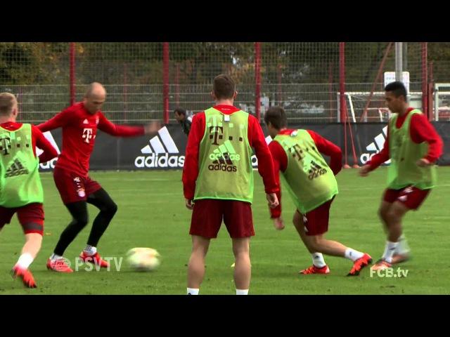 Arjen Robben `Petje af voor PSV`