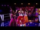 Un trío único de voces canta 'El Mariachi de Mi Tierra' | La Voz Kids 2016