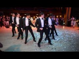 BEST groomsmen dance wedding ever 2016