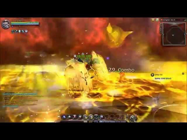 (KDN)Dragon Nest R Daedalus Nest Lv90 Inquisitor solo