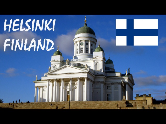 Helsinki in Finland tourism video Helsinki Suomi matkailu - Finnish Travel film