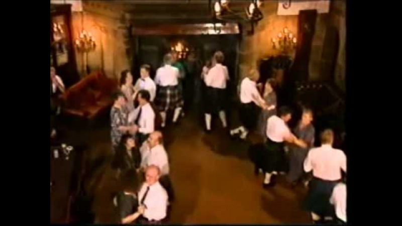 The Scottish Fiddle Orchestra - Canadian Barn Dance 1