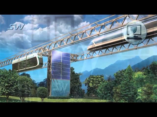 Транспортная революция в России Будущее МИРА за SkyWay