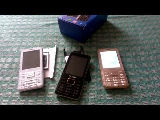 Обзор ODSCN C8+ 4SIM phone (GSM/SMS/MMS/GPRS/WAP/Bluetooth/FM/MP3/3GP/WAV/AMR)