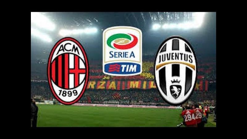 CALCIO LEAGUE 2005 2006 Milan vs Juventus