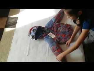 Демисезонный российский костюм для мальчика в магазине Зайчата