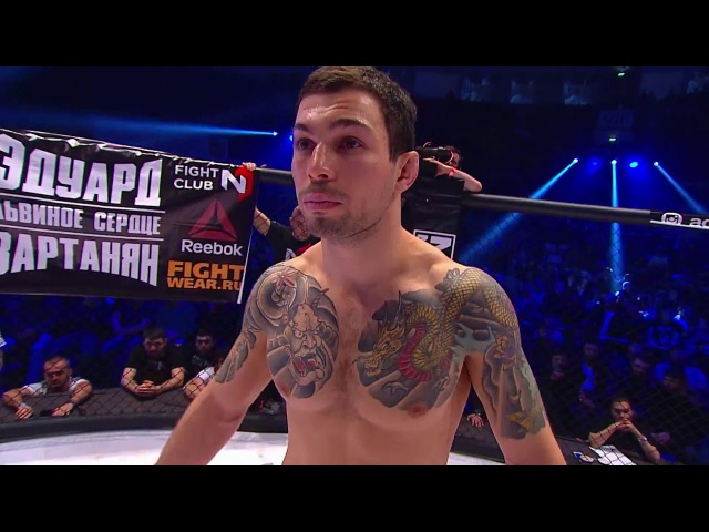 ACB 32 Battle of Lions: Eduard Lionheart Vartanyan vs Abdul-Aziz Lion Abdulvakhabov HD