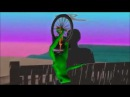 Here Comes Dat Boi Aesthetic - Vaporwave