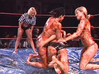 Female Wrestling's Most Violent Brawls 15