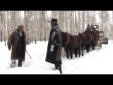 THE HATEFUL EIGHT B-roll Footage - Behind The Scenes (2015) Quentin Tarantino Western Movie HD