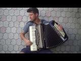 La Valse d'Amelie no acordeon - Yann Tiersen - DOUGLAS BORSATTI