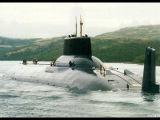 Самая большая подводная лодка в мире. Русская