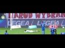 Bramki z meczu Cracovia Krakow Piast Gliwice 5 1 I 17 07