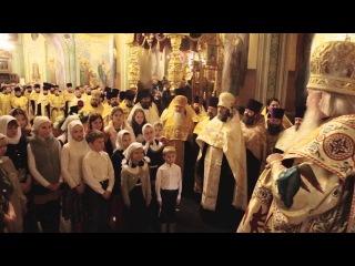 Рождественские богослужения в Казани. 6-7 января 2016 года