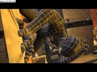 Прохождение игры Человек Паук 3 : Часть 35 - ХРАМ