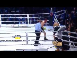 Рой Джонс против Энцо Маккаринелли! (Нокаут) 12-12-2015
