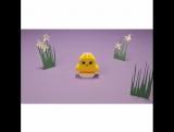 LEGO® DUPLO®: строим цыпленка!