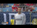Интер - Бавария 0:4. Грин (хет-трик)