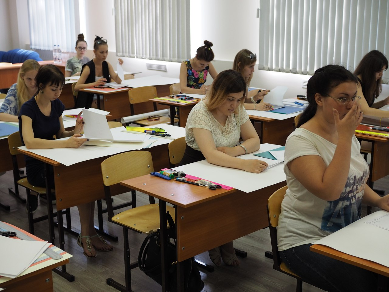 Впервые в ТСЭК демонстрационный экзамен