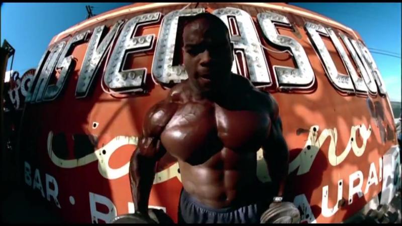 Старенькое видео от MuscleTech с участием Джея Катлера, Декстера Джексона и Джонни Джексона
