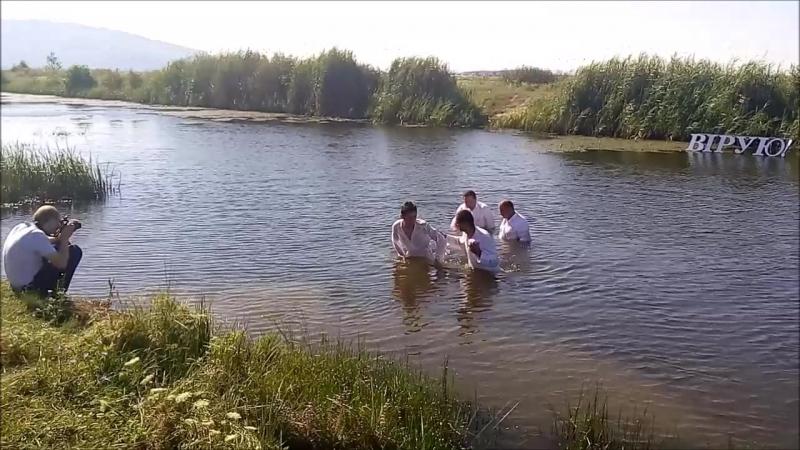 Крещение_Олешник_24.07.2016