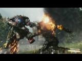 Геймплей мультиплеера Titanfall 2.