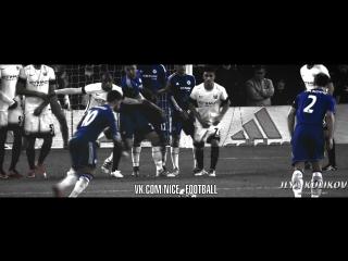 Free kick Eden Hazard | Kulikov | vk.com/nice_football
