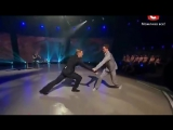 Постановка Дмитрия Масленникова на мужской команде - Танцуют все! 7 2014.11.21