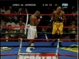 2005-09-30 Glen Johnson vs George Khalid Jones (IBF Light Heavyweight Title Eliminator)