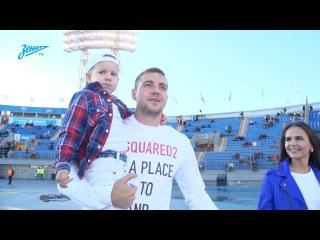 Скрытая камера «Зенит-ТВ» на невероятном матче против «Ростова»