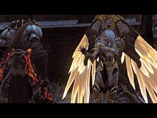 Война миров 2.Ангелы против демонов Darksiders 2 (HD)