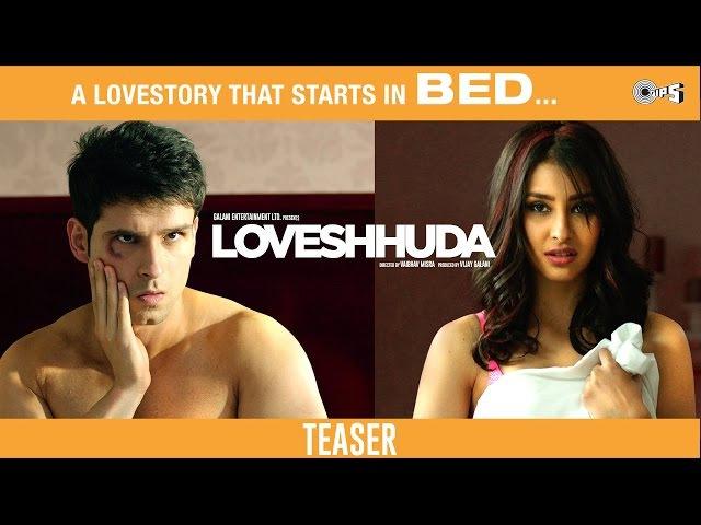 Loveshhuda - Teaser | Girish Kumar, Navneet Dhillon | In Cinemas 5 Feb 2016