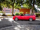 Audi 80 Competition 16v with 8x18 ET35 5x112