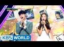 Kang Minhyuk 빈 - 사랑인가요 [Music Bank New MC Special Stage/ 2016.07.01]