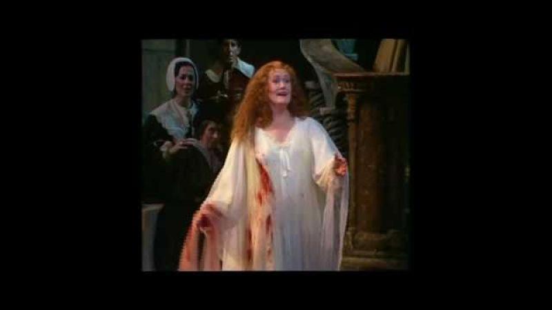Dame Joan Sutherland - 'Eccola!' (The Mad Scene) Donizetti's Lucia di Lammermoor