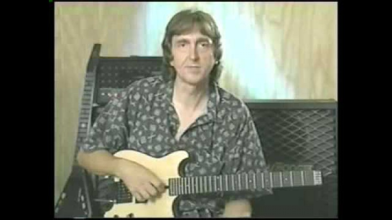 Allan Holdsworth - Chord Scales