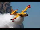 Мегамашины - Противопожарный самолёт Bombardier CL 415