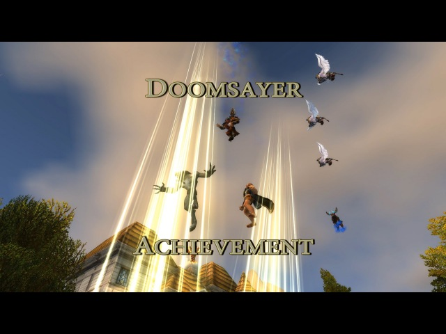 Doomsayer Achievement (It All Makes Sense Now) - WoW Pre-patch
