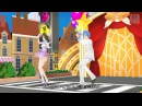 初音ミク ProjectDIVA Extend Rin Rin Signal Append Mix MEIKO KAITO module