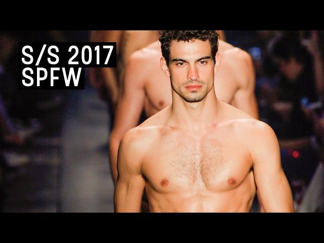Amir Slama Spring/Summer 2017 | São Paulo Fashion Week