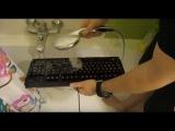 МОЕМ КЛАВИАТУРУ! Обзор игровой клавиатуры Cougar 450K!