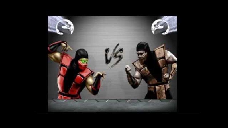 Ermac - Tremor. Mortal Kombat. CPU vs CPU Tournaments (Cup I) Round 4
