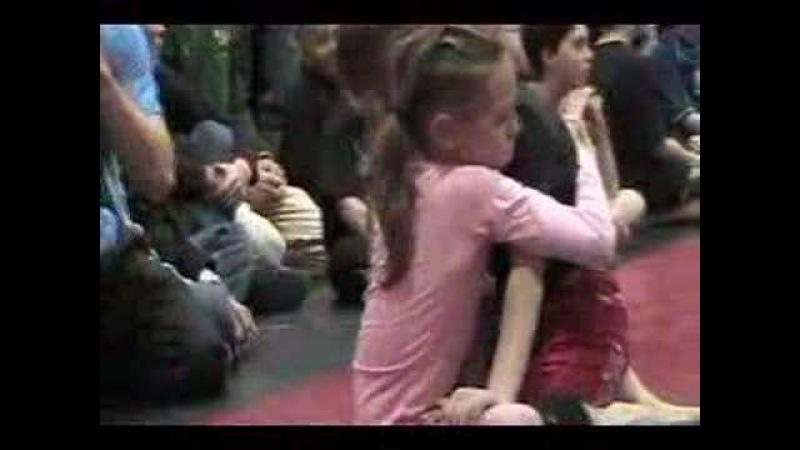 8 year old Girl Wins Gold at Naga, Shyla Macaluso, Budo JJ