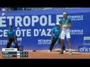 A. Zverev (DEU) (48) - M. Granollers-Pujol (ESP) (58) 2 - 1 Highlights (ATP: Nice - 18.05.2016)