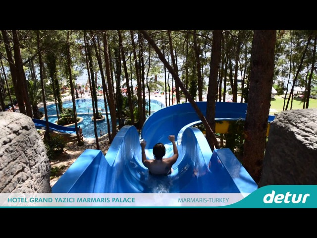 Hotel Grand Yazici Marmaris Palace  Family Hotel   Holiday in Marmaris Turkey   Detur