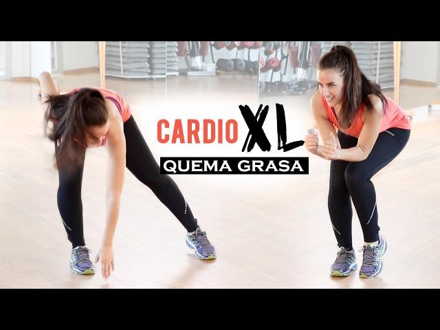 Patry Jordan - Cardio XL Rutina quema grasa | Кардио-тренировка для сжигания жира