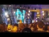 Серебро - kiss (Партийная зона МУЗ ТВ 07.02.2016) ТРК Вегас