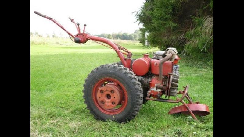 Слайд шоу про Мотоблок МТЗ-05 Беларусь/Slide show about Walk-behind tractor MTZ-05 Belarus