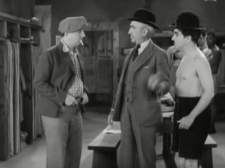 Чарли Чаплин - Бокс (Charlie Chaplin - Boxing), 1936