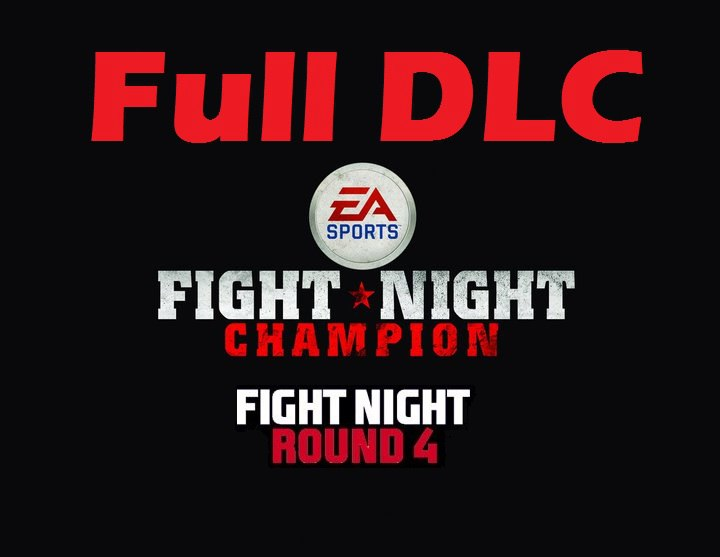Fight Night ALL DLC